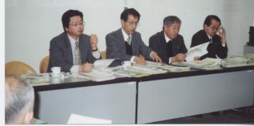 名古屋市市民経済局との懇談会