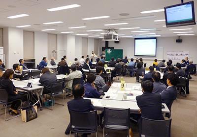 会外経営者51名が参加した「経営者の集い」