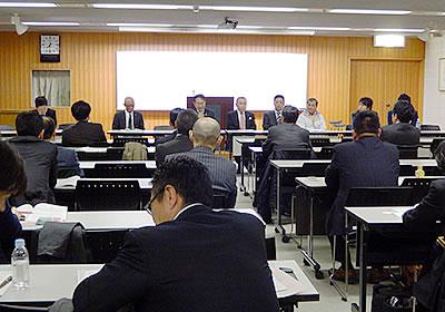 支部長と地区会長の想いを語るパネル討論