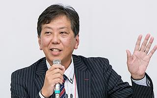 山田 健雄氏