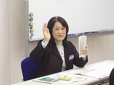 「女性ならではの生活者の視点」を経営計画に組み込む石塚氏