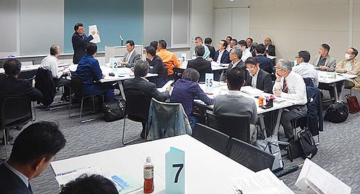 「中小企業の根本問題は教育にある」と語る和田氏